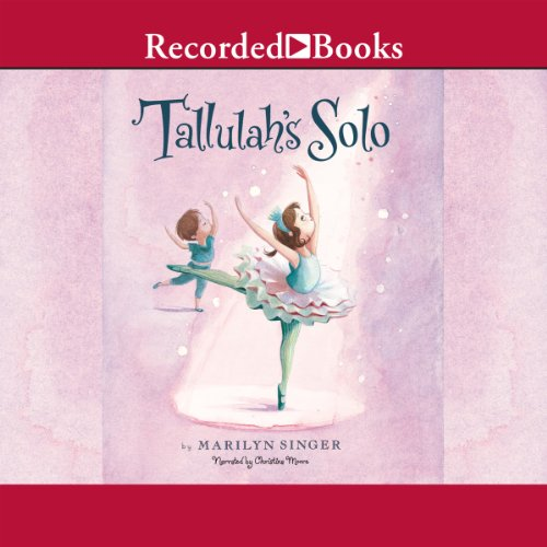 Tallulah's Solo audiobook cover art