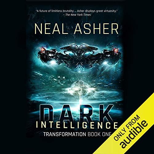 Dark Intelligence audiobook cover art