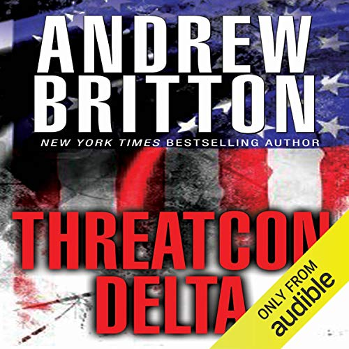 Couverture de Threatcon Delta