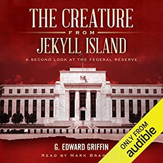 Couverture de The Creature from Jekyll Island