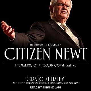 Citizen Newt cover art