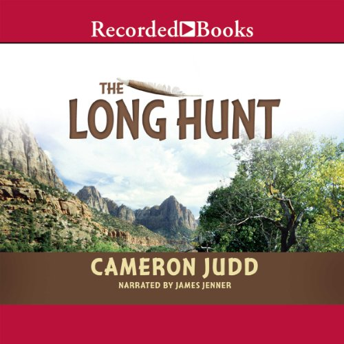 The Long Hunt audiobook cover art