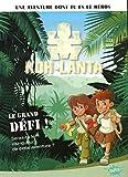 Koh-Lanta, une aventure dont tu es le héros - tome 1 Le grand défi ! (1)