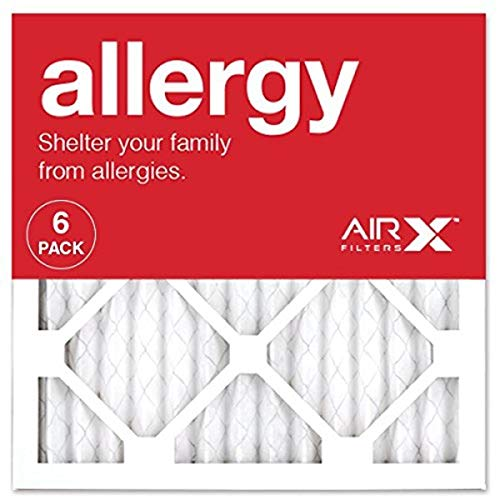 3m air filters 14x14x1 - 6