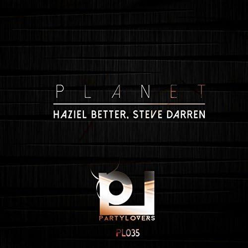 Steve Darren