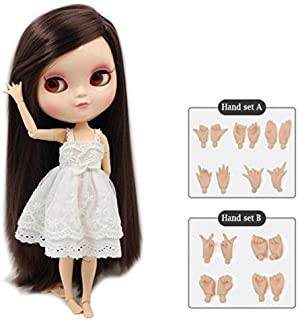 624337b7954 Dream fairy ICY dolls Fortune Days Toys 12 inch nude doll with natural skin  and small