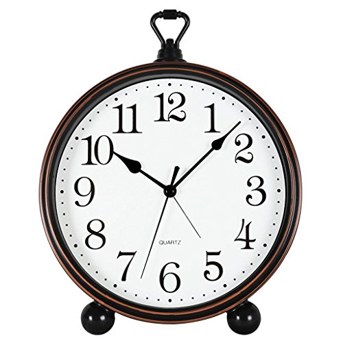 XT Klok Retro wekker Woonkamer klok Decoratieve klok