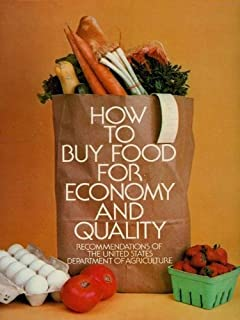 How to Buy Food for Economy and Quality (English Edition)