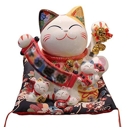 YSMLL Lucky Fortune Porcelana Suerte Caja de Dinero de Hucha Hucha for los niños