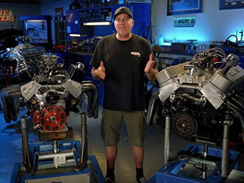 Small-Block vs. Big-Block. How Do You Want YOUR 500 hp?!