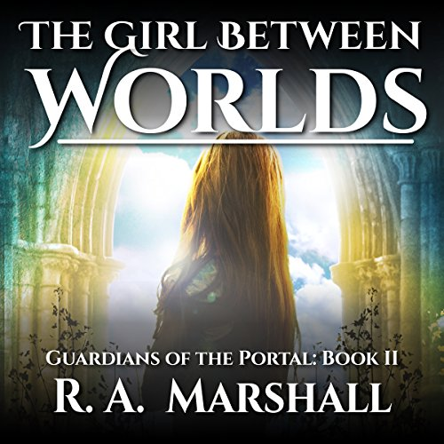 The Girl Between Worlds cover art