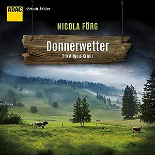 Donnerwetter: ADAC Hörbuch-Edition Titelbild