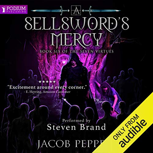 A Sellsword's Mercy audiobook cover art