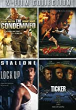 Four-Film Collection: (The Condemned / Bloodsport 4 / Lock-Up / Ticker)