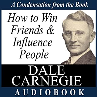 Page de couverture de How to Win Friends and Influence People: A Condensation from the Book