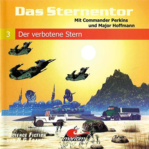 Page de couverture de Der verbotene Stern