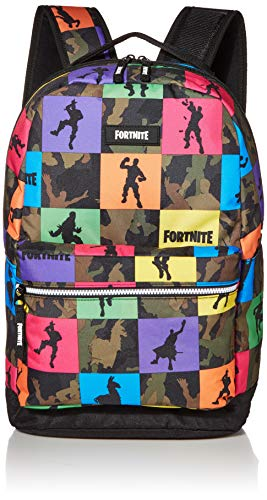 Fortnite Kids' Big Multiplier Backpack, Camo,