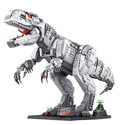 JYING Bloques de construcción de Dinosaurio