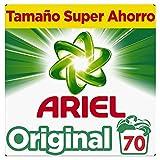 Ariel Detergente en Polvo para Lavadora, Original, Lavados, Blanco, Wildflower, 4.5 Kg