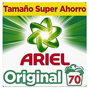Ariel Original Detergente en polvo, 70 lavados, 4.550kg