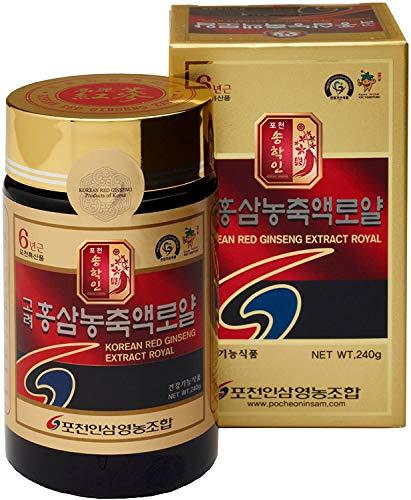 korean red ginseng extract royal - 1