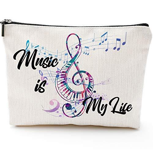 Blue Leaves Best Music Teacher G...