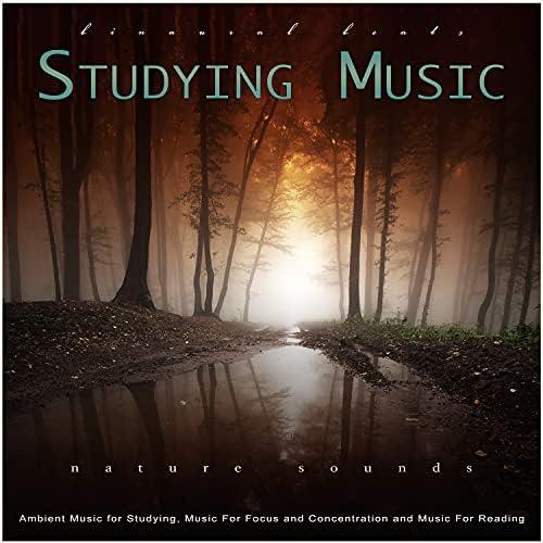 Binaural Beats Study Music, Study Music & Sounds & Study Music