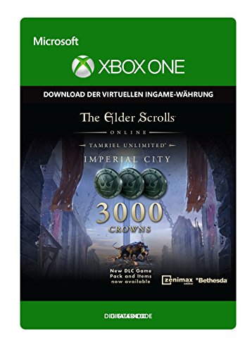 The Elder Scrolls Online Tamriel Unlimited Edition 3,000 Kronen [Xbox One - Download Code]