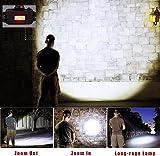 Immagine 2 torcia frontale cobiz lampada led
