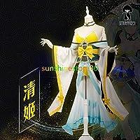 ✿KYUUCOS✿ Fate/Grand Order 清姫 ランサー 水着 コスプレ衣装