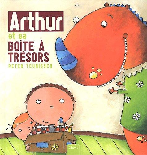 ARTHUR ET SA BOITE A TRESORS (Les albums Clavis)
