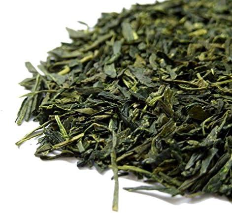 Japanese Sencha Green Loose Leaf Tea 125g Caddy