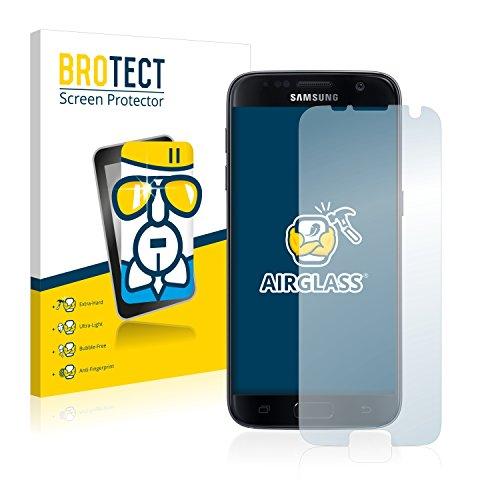 BROTECT Protector Pantalla Cristal Compatible con Samsung Galaxy S7 Edge Protector Pantalla...