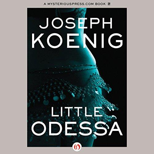 Little Odessa audiobook cover art