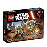 LEGO-Star Wars Battle Pack Ribelli, Colore Non specificato, 75133