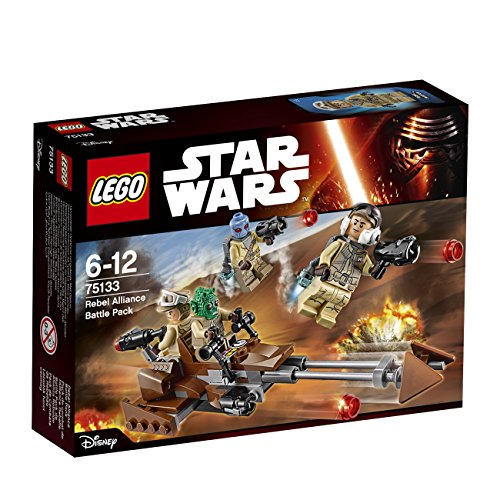 LEGO - Star Wars 75133 Battle Pack Ribelli