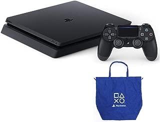 PlayStation 4 ジェット・ブラック 500GB【Amazon.co.jp特典】ギフトバッグ付