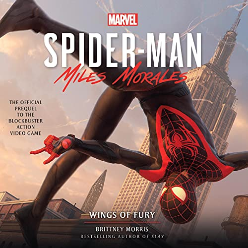 Marvel's Spider-Man: Miles Morales - Wings of Fury cover art