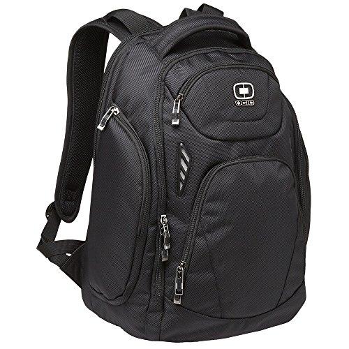 Ogio Mercur Laptop Bag / Backpack / Rucksack (One Size) (Black)