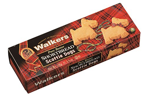 Walker Scotty galletas de mantequilla perro # 1813 110g