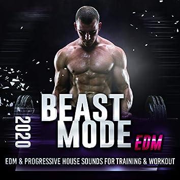Beast Mode EDM 2020 - Edm & Progressive House Sounds For Training & Workout