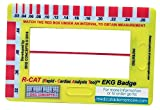 R-Cat EKG Badge by R-Cat