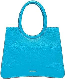 Satya Paul Women's Tote Bag (Blue)