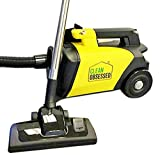Clean Obsessed Commercial Lightweight Portable Canister Vacuum; Model CO711 (Cleaner)