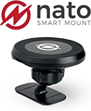 Nato Smart Mount - Magnetic Smart Device Holder Universal Adhesive (Wireless Charger)