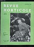 LA REVUE HORTICOLE 1950 N° 2174 - Chronique horticole Vie de la S.N.H.F.Voyage d'études au Maroc (Rapport du voyage d'études de la 73e promotion de l'Ecole Nationale d'Horticultureau Maroc) *Une collection d'Orchidées à la Martinique, par M.VACHEROT Le Cy