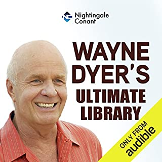 Wayne Dyer's Ultimate Library                   Written by:                                                                                                                                 Wayne Dyer                               Narrated by:                                                                                                                                 Wayne Dyer                      Length: 10 hrs and 59 mins     73 ratings     Overall 4.8