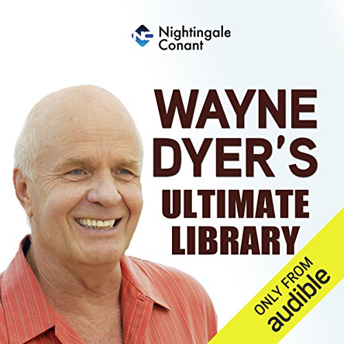 Wayne Dyer's Ultimate Library audiobook cover art