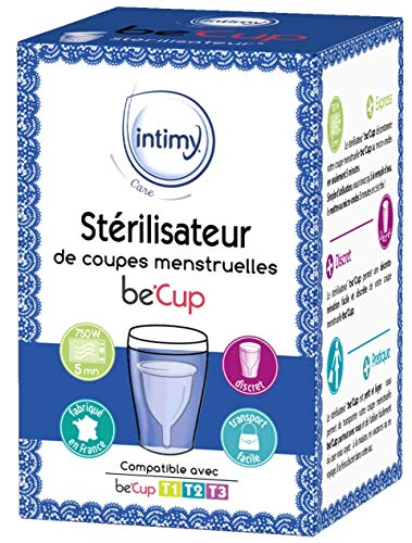 BE CUP - STERILISATEUR* COUPE MENSTRUELLE -...