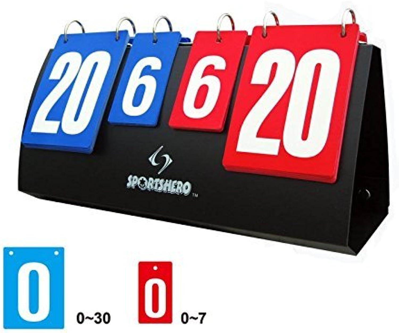Scoreboard Portable Multi Sports Volleyball Basketball Table Tennis Score